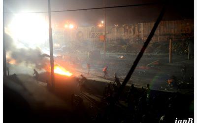 Trop c'est trop, à Qalandia Israël tire sur la foule – 24 juillet 2014