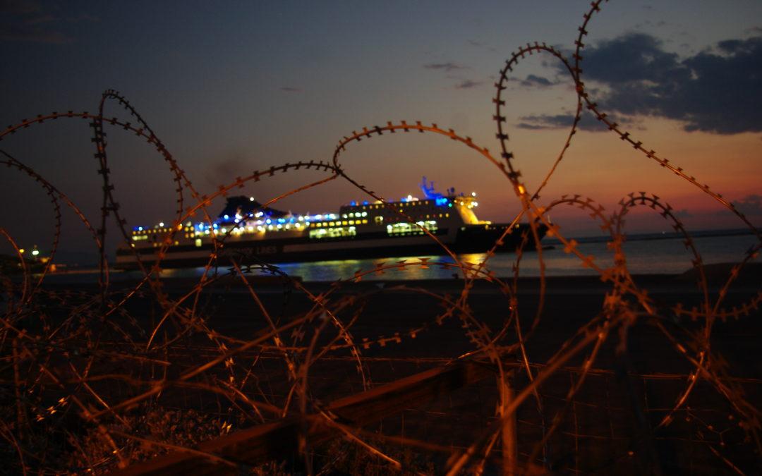 """""""Migrerrance"""" : mon enquête sur l'exil et les frontières – 2010"""