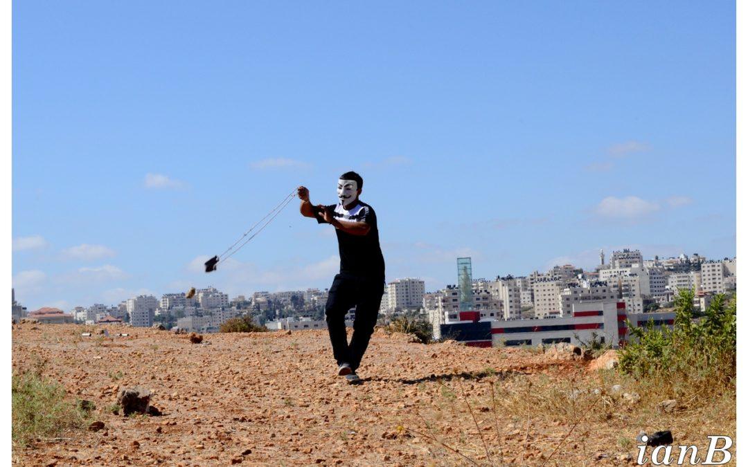 District de Ramallah, juillet 2014. Tour d'horizon des affrontements quotidiens