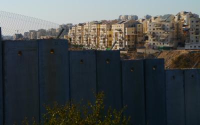 Premier voyage en Palestine – octobre 2013
