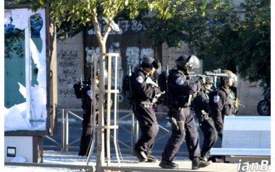 Israël met le feu en Palestine après l'enlèvement de colons – 2014
