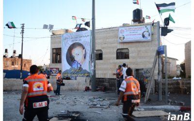 Jerusalem-Est se soulève suite à la mort de Mohammed Abu Khdeir – 2014