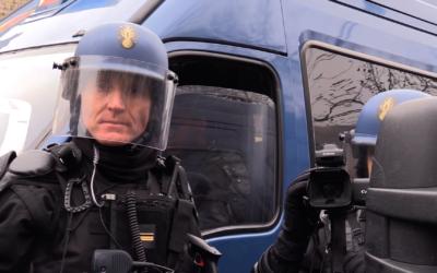 FILM – Le maintien de l'ordre : ultra-violence institutionnelle, ce qu'ils ne disent pas, 2018