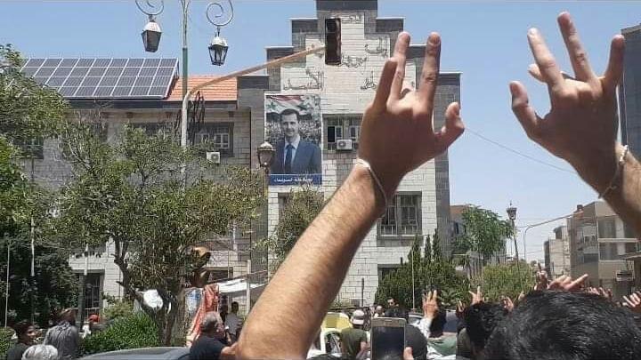 Après presque dix ans de cauchemar, le peuple syrien revient dans la danse des révoltes