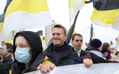 Sur l'opposition opportuniste du libéral-nationaliste Navalny
